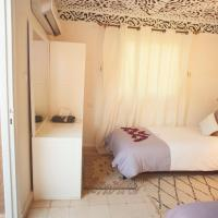 Deluxe Twin Room with Terrace