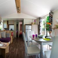 Premium 3-Bedroom Mobile Home with Terrace Premium