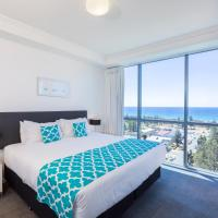 Superior One-Bedroom Apartment with Ocean View