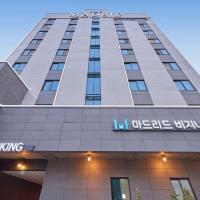 Fotografie hotelů: Gwangju Madrid Hotel, Gwangju