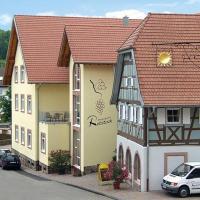 Hotel Pictures: Metzgereigasthof Rebstock, Münchweier