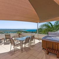 Three-Bedroom Penthouse with Ocean View