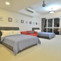 Deluxe Family Suite with KLCC View