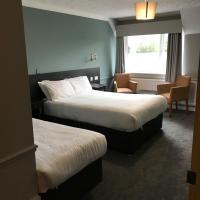 Standard Double Room (Ground Floor)