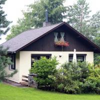 Hotelbilleder: Holiday home Am Wald 1, Winterstein