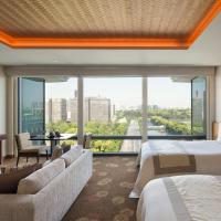Grand Premier Twin Room with Park View