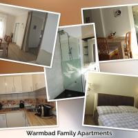Zdjęcia hotelu: Warmbad Apartments, Villach