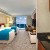 Deluxe Room with Two Queen Beds and Ocean View