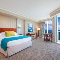 One Bedroom Suite with Ocean View