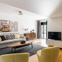 Two-Bedroom Apartment with Large Terrace