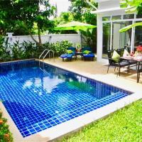 Zdjęcia hotelu: The Greens 7 Rawai 2 Bedrooms Villa, Rawai Beach