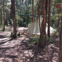 Hotel Pictures: Elebanah Luxury Camping, Avoca Beach