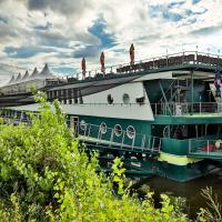 Fotografie hotelů: Rohan Boat Prague, Praha
