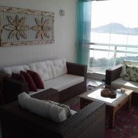 Hotellbilder: Linda Cobertura com Vista Praia Enseada, Guarujá