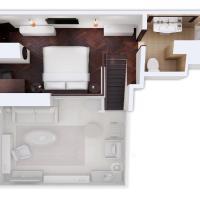 Club Duplex Suite
