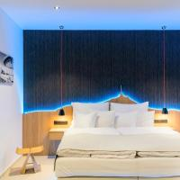 Imperial Premium Design Double or Twin Room with Spa Bath and Balcony