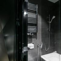 Imperial Design Deluxe Single Room with Spa Bath and Balcony