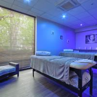 Junior Suite with Spa Access and Beauty Treatment