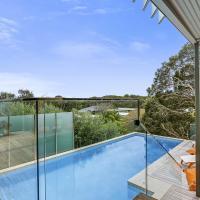 酒店图片: 兰斯别墅 - 带游泳池 , Blairgowrie