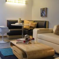 One-Bedroom Suite with King or Two Double Beds with City View