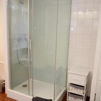 Two Connecting Double Rooms with Shared Bathroom