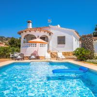 Villa met 2 Slaapkamers (4 Volwassenen)