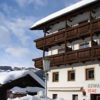 Hotel Pictures: Oswalderhof, Kartitsch