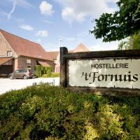 Fotografie hotelů: Hostellerie 't Fornuis, Ternat