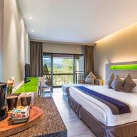 Grand Double or Twin Room with Mountain View