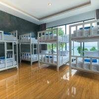 Ibiza in 8-Bed Mixed Dorm @ Sea view