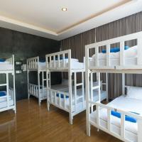 Ibiza in Bed 8 mixed Dorm@ Pool