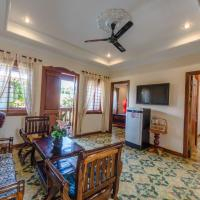 Family Suite with Pool View