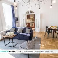 Penthouse Apartment - 1051. Molnár utca 53.