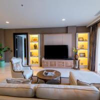 Luxury Two-Bedroom Apartment with Private Pool