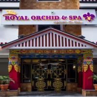Fotografie hotelů: Jain Group Hotel Royal Orchid & Spa, Gangtok