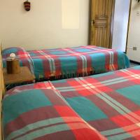 Bed in 2-Bed Mixed Dormitory Room