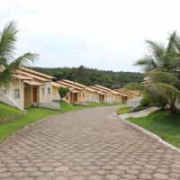 Hotellikuvia: Casa de Temporada em frente ao Lagoa Termas Parque, Caldas Novas