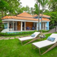 Premium Temptation Villa One Bedroom with Sea View with Hermitage with Private Lawn
