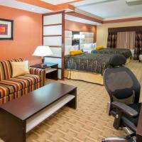 Queen Suite with Two Queen Beds with Sofa Bed - Non smoking