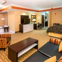 King Suite with Sofa Bed with Spa Bath - Non smoking