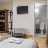 Twin Room with Sofa and Private Bathroom