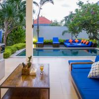 Deluxe Three-Bedroom Villa with Private Pool