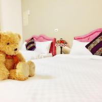 Comfort Quadruple Room with Terrace