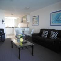 Two-Bedroom Apartment with Two Double Beds