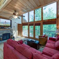 ホテル写真: Bear Pause - Four Bedroom Home, Sevierville