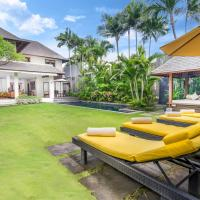 Three-Bedroom Garden Villa with Private Pool