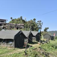 Hotellikuvia: Scenic Tent Stay in George Everest, Hathipaon, Mussoorie