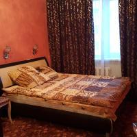 Apartment on Olimpiyskaya ulitsa