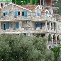 Hotel Pictures: Apartments and Rooms Drago, Sveti Stefan