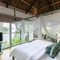Deluxe Plunge Pool –Sea view